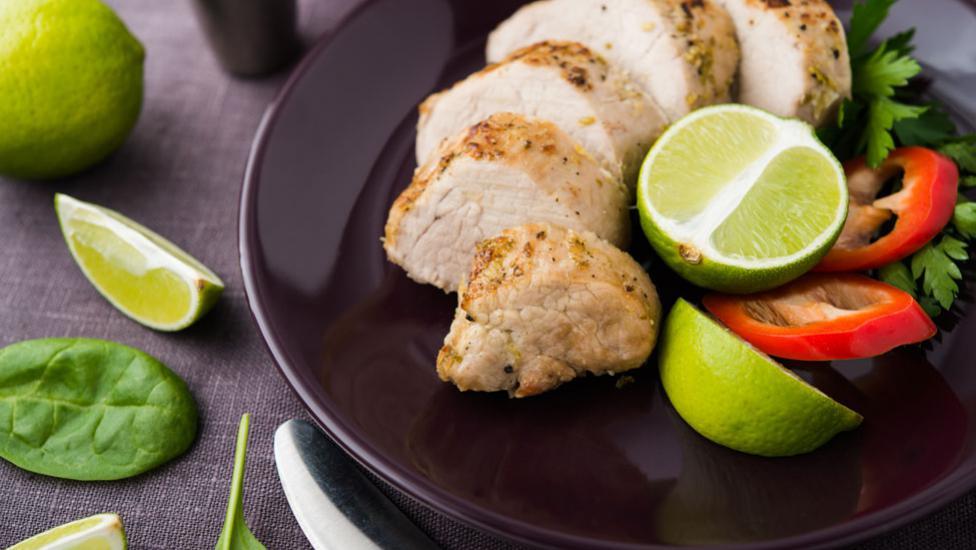 La carne de cerdo en las dietas de deportistas. Deporte y nutrición
