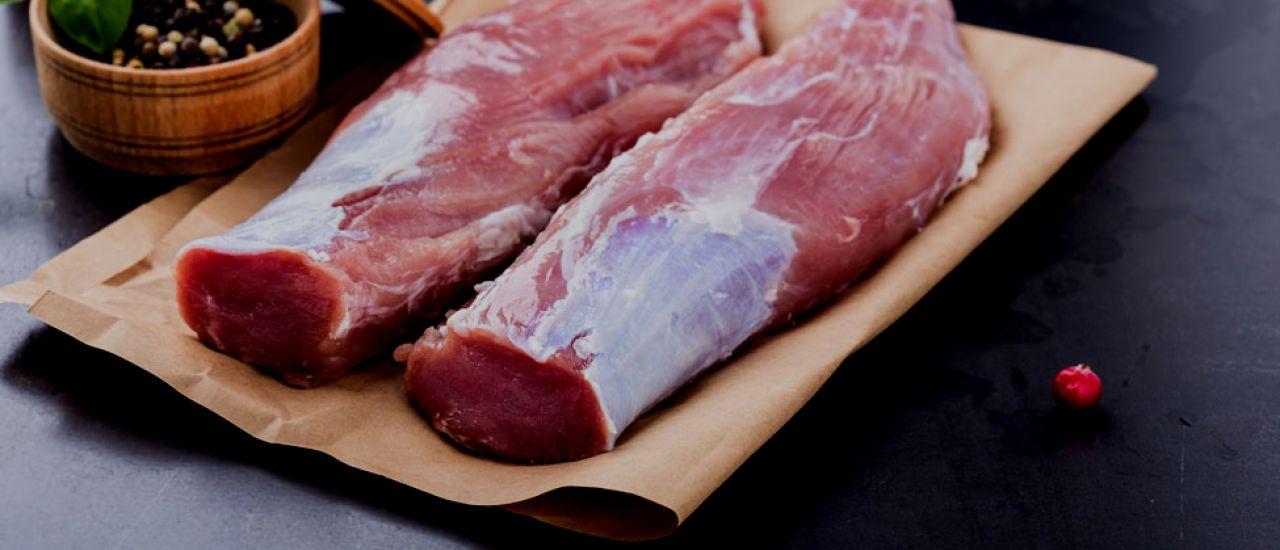 La carne de cerdo, baja en grasas, es beneficiosa en dietas para la diabetes