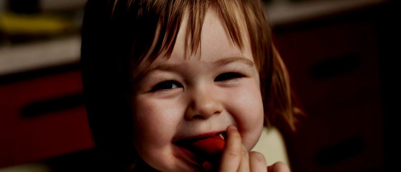 La carne de cerdo en la alimentación infantil. Es sana y a los niños les encanta