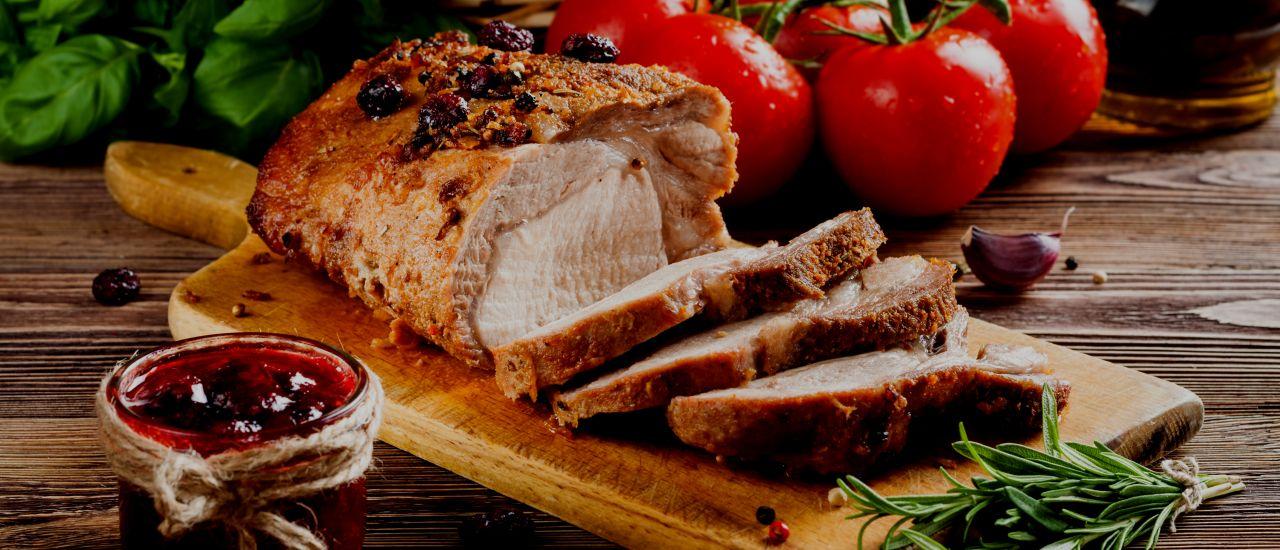 La carne de cerdo es rica, sana y ligera