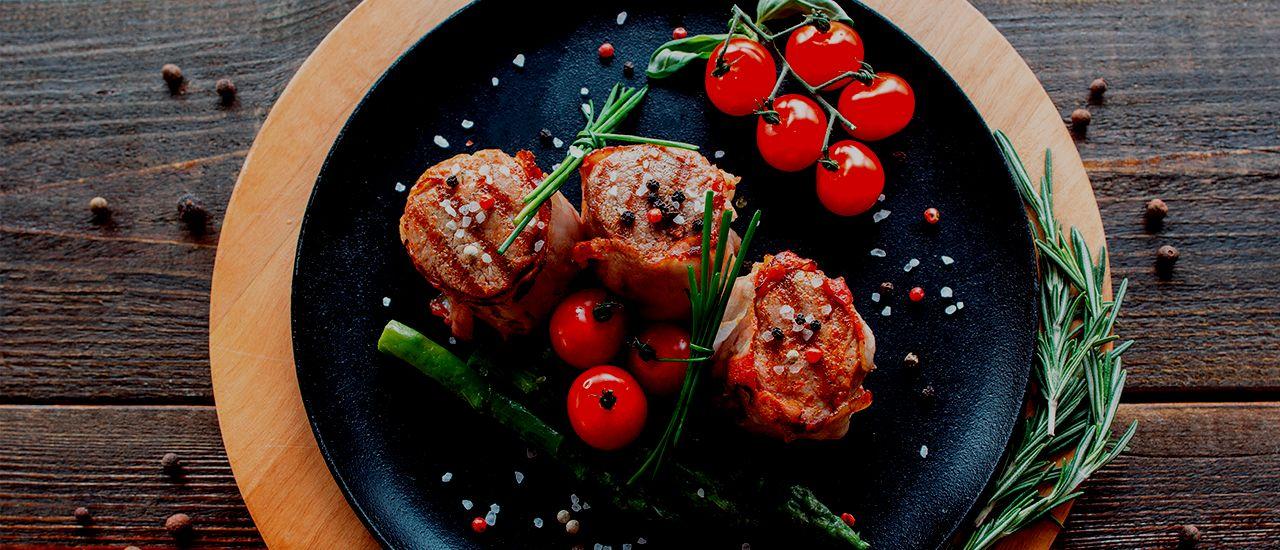 Cenas de verano con carne de cerdo