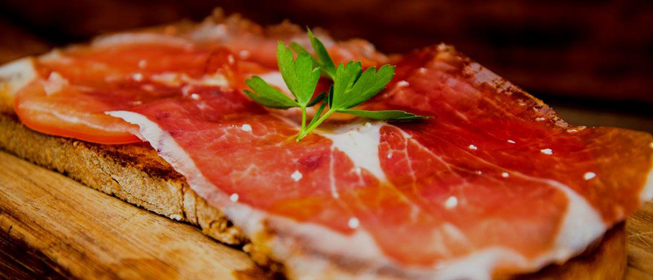 Desayuna con carne de cerdo y empieza bien el día