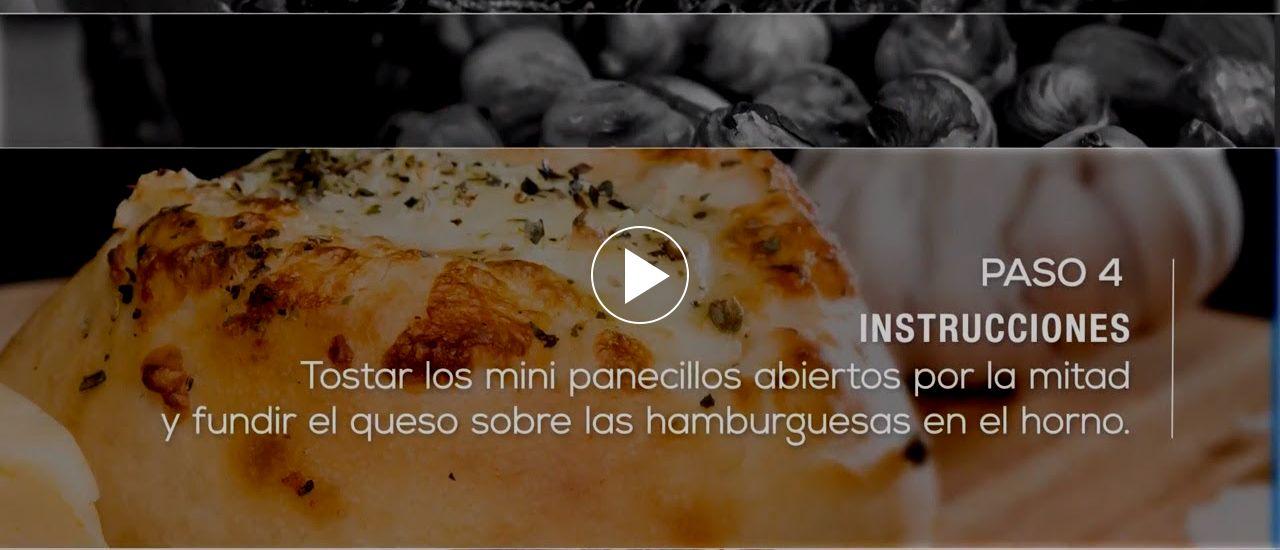 Embedded thumbnail for Frikandellen de cerdo Ibérico con trompetas negras y salsa de avellana